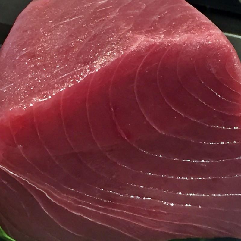 Atún para sushi