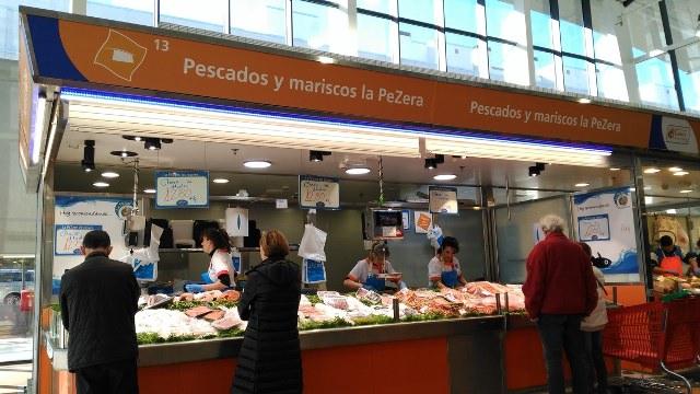 Pescaderias en Zaragoza - Mercado Valdespartera La Pezera