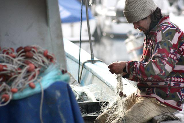 pesca con responsabilidad