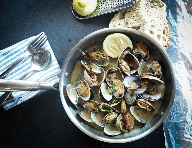 comer marisco es saludable