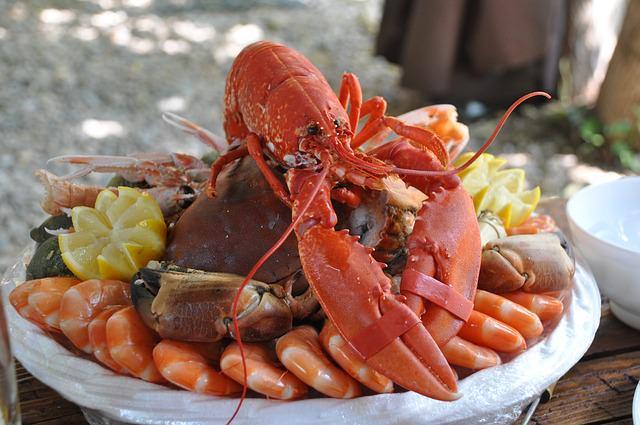 consumir marisco es saludable