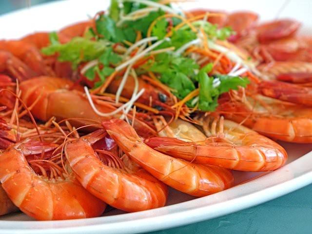 marisco saludable