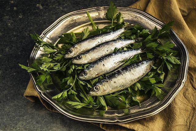 pescado azul y beneficios omega 3