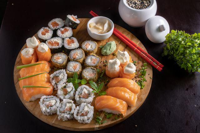 hacer maki sushi casero