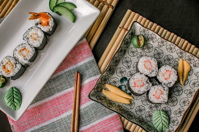 hacer maki sushi en casa