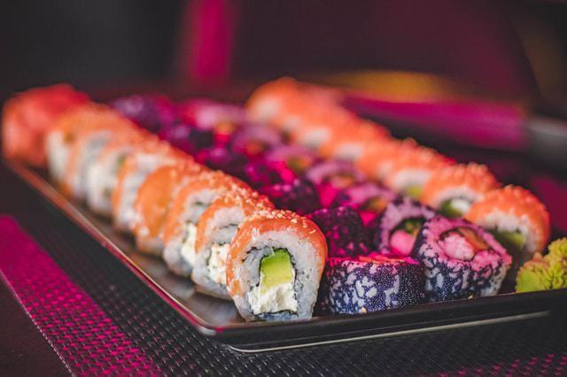 hacer sushi casero